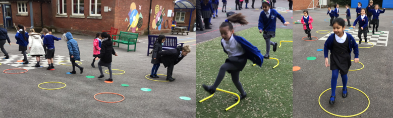 Lunchtime Games