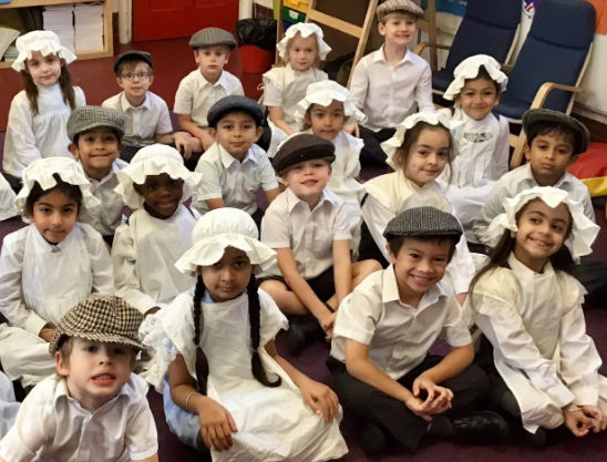 Year 1 Victorian Day